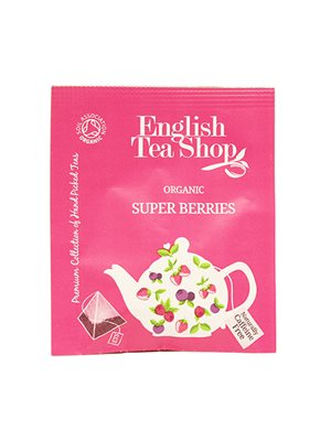 Super Berries tea Ø 50 breve