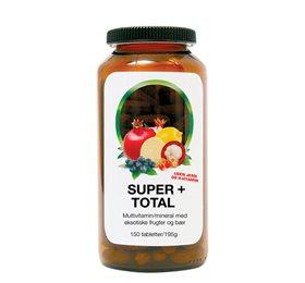 Super+ total Vit, min.u.jern   og K-vitami