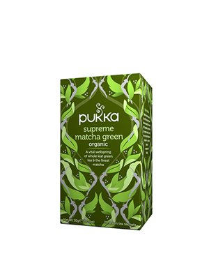 Supreme Green Matcha te Ø Pukka
