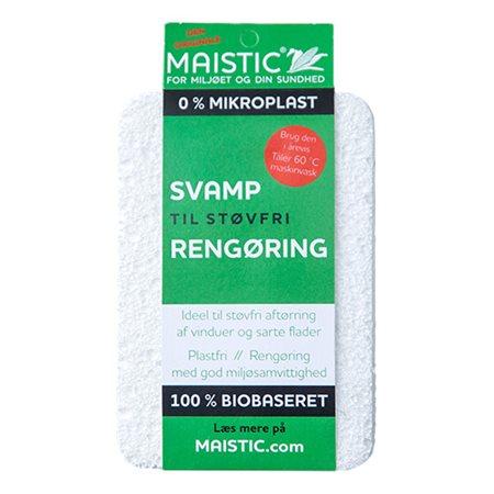 Svamp til støvfri rengøring Fri for mikroplast