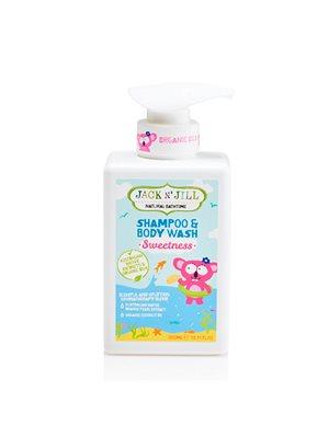 Sweetness Shampoo & Bodywash