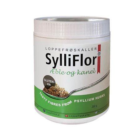 SylliFlor æble og kanel  loppefrøskaller