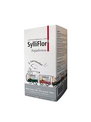 SylliFlor Rejsebreve 5 var.