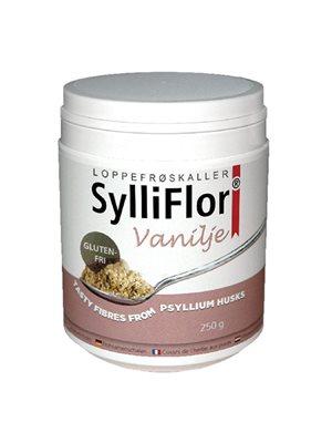 SylliFlor vanilje  loppefrøskaller