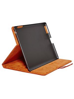 Tabletcover iPad 2/3/4 cognac brun, exclusive, RadiCover