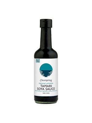 Tamari Soja Sauce Single Strength gl.fri Ø