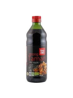 Tamari stærk sojasauce Lima Ø