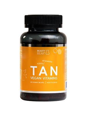 TAN vitamins BeautyBear