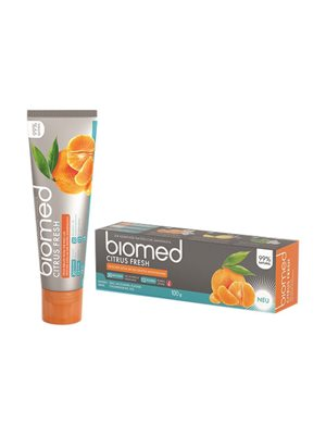 Tandpasta Biomed Citrus Fresh