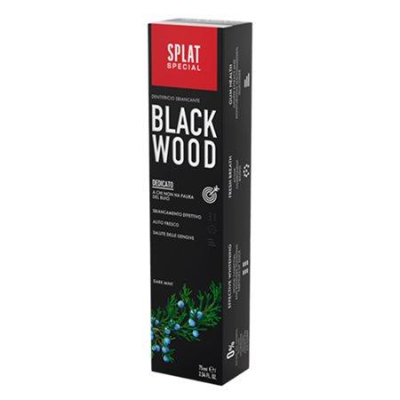Tandpasta Blackwood uden fluor