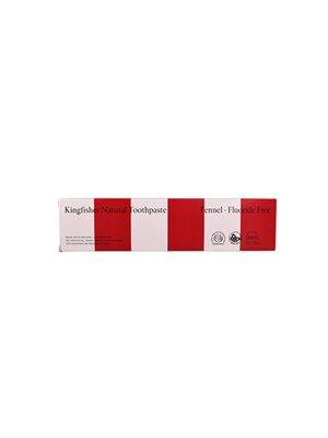 Tandpasta Fennikel u. fluor  Kingfischer