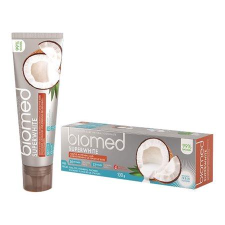 Tandpasta Superwhite Biomed