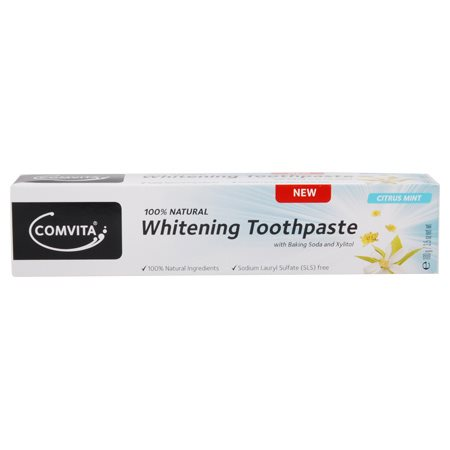 Tandpasta whitening  m.citrus mint