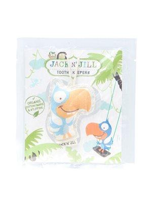 Tandpose til mælketænder Papegøje