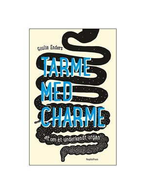 Tarme med charme bog Forfatter: Giulia Enders