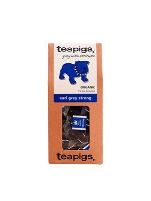 Te Earl Grey Stærk Ø Teapigs