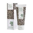 Tea tree oil facial wash ABC