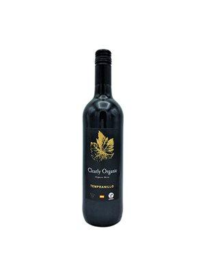 Tempranillo rødvin 13%alc.volØ Clearly Organic