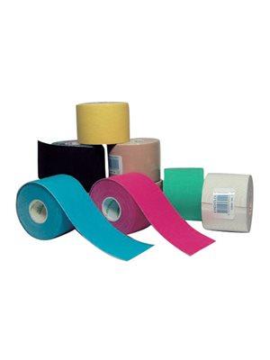 Terapeutisk tape pink 5cmx5m