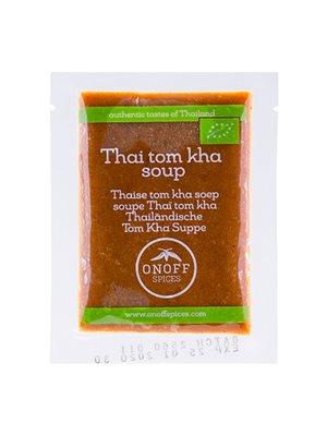 Thai tom kha suppe Ø