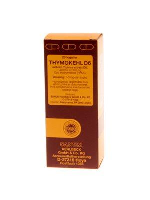 Thymokehl D6 kapsler