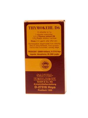 Thymokehl D6 stikpiller
