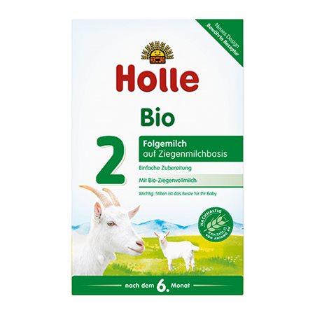 Tilskudsblanding Gedemælk Basis 2 Ø - fra 6 mdr.