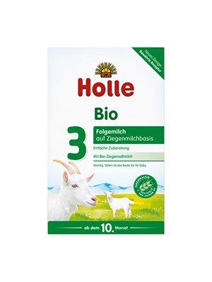 Tilskudsblanding Gedemælk Basis 3 Ø - fra 10 mdr.