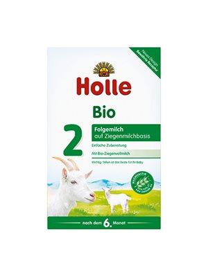 Tilskudsblanding Gedemælk Ø Basis 2 - fra 6 mdr.
