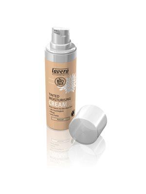 Tinted Moisturising Cream 3 i 1 Natural Lavera Trend