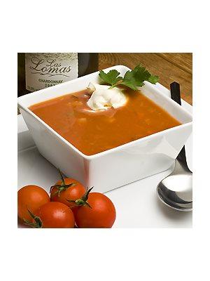 Tomat suppe Ø