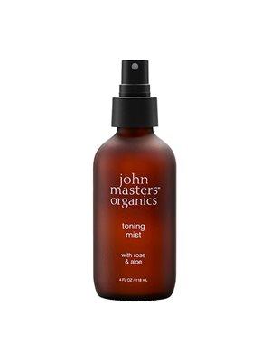 Toning Spray Rose&Aloe  Hydrating Mist John Masters Fugt, farve t a typer