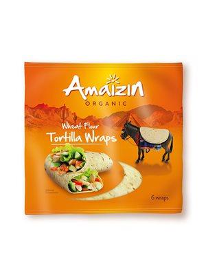 Tortilla wraps 6 stk Ø
