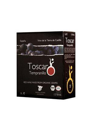 Toscar Tempranillo rødvin Ø 13% alc.vol