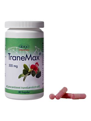 TraneMax 500 mg