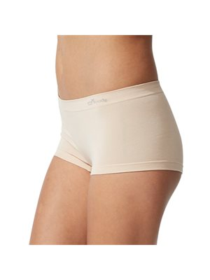 Trusser Shorts nude str. S