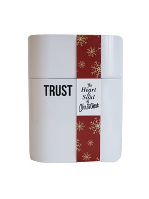 Trust the heart & soul of Christ Tea Ø