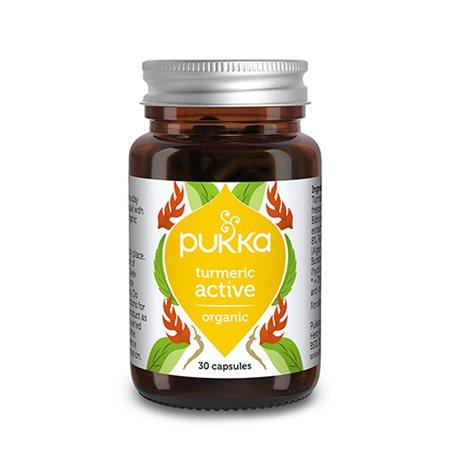 Turmeric Active kapsler Ø Pukka