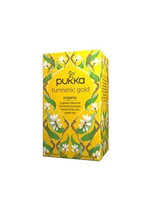 Turmeric gold tea Ø Pukka