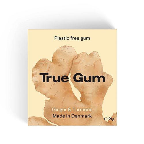 True Gum Ginger & Turmeric