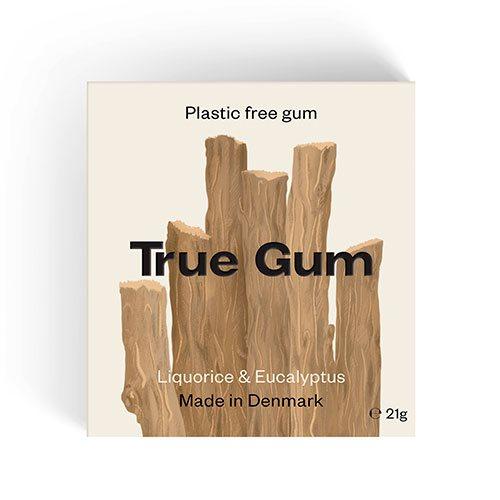 True Gum Liquorice & Eucalyptus