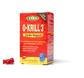Udo's Choice O-Krill 3 500 mg