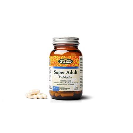 Udo's Choice Super-Adult fra 16-65 år, mælkesyrebakterier