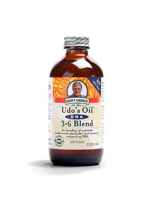 Udo's DHA Oil Blend