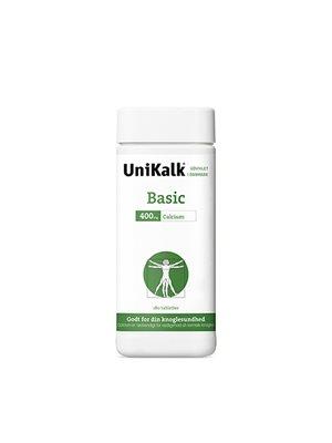 UniKalk Basic 400 mg calcium