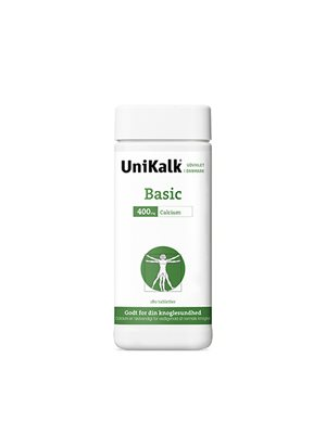 UniKalk Basic 400 mg calcium