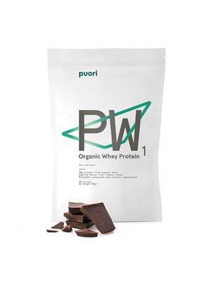 Valleprotein med choko smag Ø - Puori