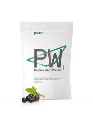 Valleprotein med solbærsmag -  Puori