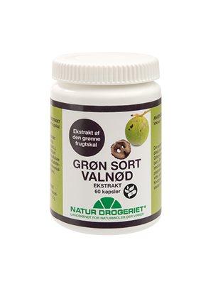 Valnød ekstrakt grøn sort 450 mg