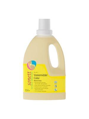 Vaskemiddel color mynte & Citron Sonett